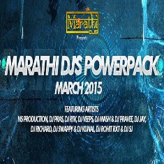 Marathi DJs Powerpack March - 2015 Cover